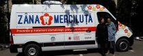 120 de copii din  județul Iași au fost consultați în primul cabinet stomatologic  mobil care oferă servicii gratuite