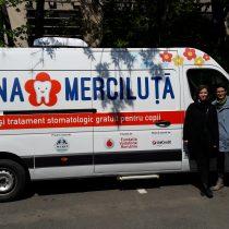 Investește în Zâna Merciluță: Susține participarea asociației la Mobile Health Clinics Forum în Statele Unite