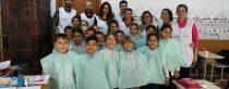 500 de copii de la sate și din București vor participa într-un program pilot de periaj dentar